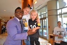 My favorite NFL team- Steelers / by Staci Brunton Thompson