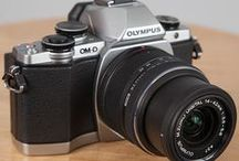 OMG, the OM-D! / Images of the Olympus OM-D E-M5 camera.  / by Olympus