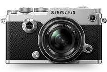 Get Olympus! / The latest products from Olympus. / by Olympus
