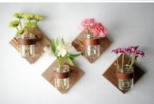 Home Decor Ideas / Home Decor DIY Crafts to design your space with a personal flair