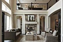 Living Room / by Cierra Popove