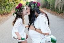Posing ideas: Maternity shots / by Courtney O'Dell
