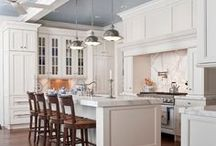 dream kitchen / anything and everything you could need for the perfect kitchen / by MJ Thompson