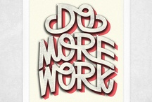 typography / by MJ Thompson