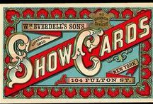 Vintage ephemera & paper / Items of collectible memorabilia, typically written or printed ones, that were originally expected to have only short-term usefulness or popularity.