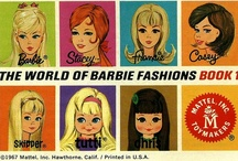 Barbie and Liddle Kiddle art