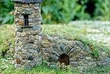 Blooms, stones, faery houses / by Holly Douglas