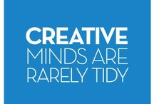 A creative's world / It's a scary place. Do you really want to go there?