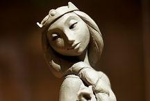 Art of character sculpting