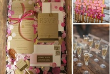 A Pink & Navy Soiree
