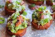Appetizers / The tastiest way to start a meal- winning appetizers fit to share!