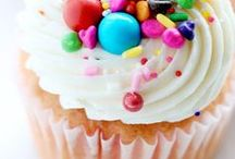 Cupcakes / Cupcakes of all shapes and sizes- from whimsical designs to ooey, gooey, rich and sinful mini cake creations!