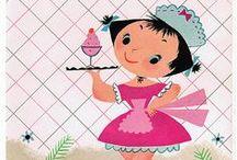 Art of Mary Blair / Disney's best illustration artist, Mary Blair