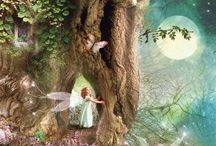 Enchanted / Mystical and fantasy art, magical and completely enchanting! ♥