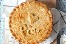 Pies / Pies, mini pies, hand pies, meat pies, and good old fashioned pie!
