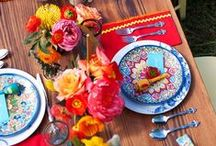 ▲▲ Mexican party / ▲▲ Fête mexicaine / Inspiration mexicaine