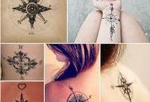 Creative Ink / Tattoo ideas and designs I like.  / by Elizabeth Dehne