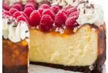 Pies, Tarts, Cheesecakes oh my! / Eye spy delicious pies / by Kristin A. / Meringue Bake Shop