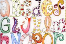 Artistic Letters