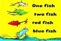 One FISH Two FISH, Red Fish, Blue FISH / Fish