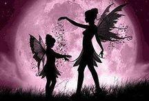 Fairies & their homes