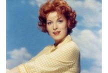 Maureen / I think Maureen O'Hara's style is often overlooked. She was a knock out redhead with great movie wardrobe.