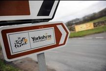♔ Tour De France/ Yorkshire 2014 / An estimated 2.5 million people turned out to watch the Grand Depart. Well done Yorkshire! You've shown the whole world what we can really do!!! / by Melissa