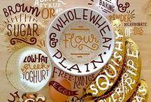 Eats: Food Art / by Meghan Lambert