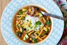 Eats: Soups & Stews / by Meghan Lambert