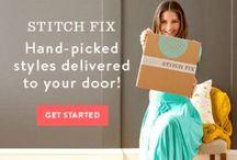 Stitch Fix / Stitch Fix Clothing Inspiration  / by Stephanie Kinney