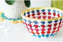 Crochet & Knit Ideas / DIY crochet and knit ideas