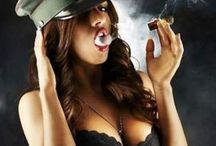 Cigar Smoking Women / Cigar smoking women on Pinterest.