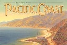 California girl / I'm a 4th generation San Francisco Bay Area native and a real California girl.