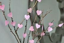 Valentine Ideas / DIY ideas for Valentines!