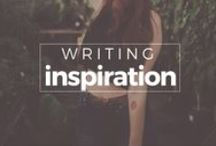 Writing Inspiration / writing masters, craft essays, interviews with writers, writing essays, why I write, writing quotes.