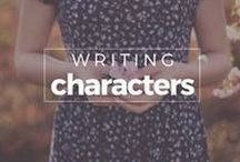 Characters / characters, character, characterization, character development, writing character, realistic character, character questionnaire, motivations, desires, fears