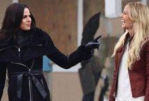 Swanqueen / Ouat Emma Swan and Regina Mills