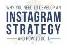 Instagram tips / Grow your blog using effective Instagram strategies.