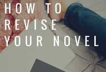Revision for Writers / revising, editing, proofreading, copyediting, revision for writers, editing for writers, after the first draft, second draft, manuscript critique