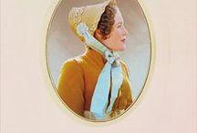 Beautiful Costume   Regency - Elizabeth Bennet / The costumes of Elizabeth Bennet from adaptations of Pride and Prejudice