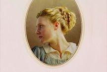Beautiful Costume   Regency - Emma Woodhouse