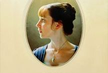 Beautiful Costume   Regency - Elinor Dashwood / The costumes of Elinor Dashwood