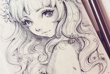 Beautiful Art   Illustrations