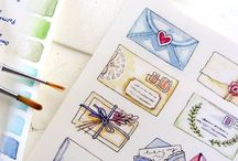 Beautiful Life   Planner Stickers
