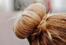 hair. / by Ashley J