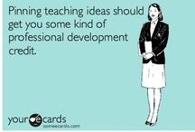 teach. / by Ashley J