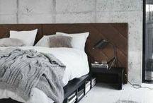 Bedroom / by Ivan Kirstein