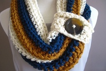 Cool Crafty Ideas / Crocheting and other cool crafts / by June Gard