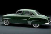 Chevy Classics / by Bruce Singbeil