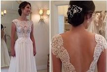 for THE big day / mostly dresses that i would <3 to wear but also decorations and other ideas / by Allison Chipman